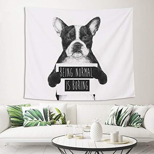 nobranded Katze Welpen Tier Tapisserie hängen Malerei Wandbehang Stoff hängen Handtuch Home Decoration für Schlafzimmer Wohnzimmer