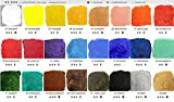 Magi® Künstler-Acrylfarbe je 500 ml, in 24 feinen Farbtönen, freie Farbwahl, Acryl, Malfarbe im Dosiergebinde (00-Set alle 24 Farben) - 2