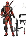 Wild MD Marvel Legends: Deadpool 20cm Gelenkbewegliche Actionfigur Deadpool