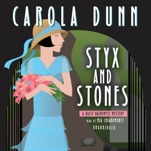 Styx and Stones audiobook cover art
