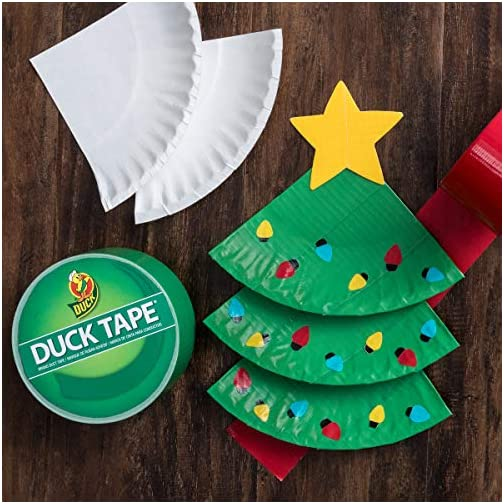Duck Brand 240979 Color Duck Tape, You're A Sage, 1.88-Inch by 20 Yards, Single Roll |