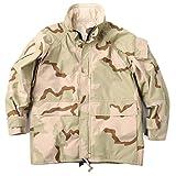 実物 新品 米海兵隊 U.S.M.C. ECWCS Gen2 パーカー デザートカモフラージュ(3カラー迷彩)(M-R) 実物 ミリタリー 軍放出品 ジャケット メンズ