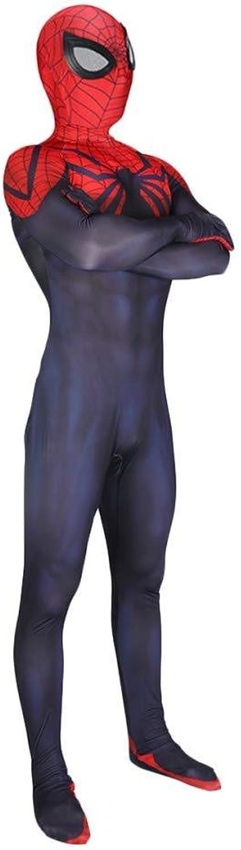 diseños exclusivos ASJUNQ Traje Traje Traje De CosJugar De Spiderman Halloween Miracle Hero CosJugar Vestido Ajustado Fiesta De Disfraces Vestido De Traje De Mono,mujer-S  moda