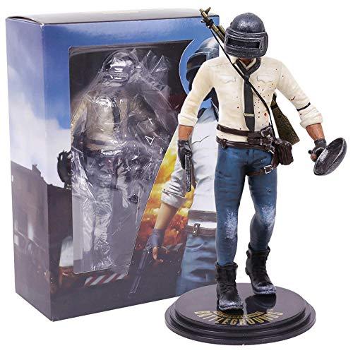 Mautesny Statue der Champagner der Bataille PUBG playerinconnu Figur en PVC modèle à collectionner jouet