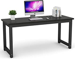 Tribesigns Modern Computer Desk, 63 inch Large Office Desk Computer Table Study Writing..