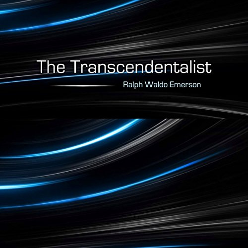The Transcendentalist audiobook cover art