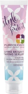 Pureology | Style + Protect Shine Bright Weightless Hair Taming Serum | Fights Frizz | Vegan