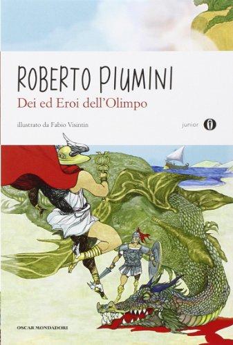Dei ed eroi dell'Olimpo. Oscar Junior
