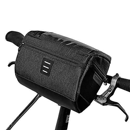 SHARESUN Fietstas Waterdicht, Mountain Road Bike Front Frame Bag Fietstas Fietstas Accessoires met lichte haak