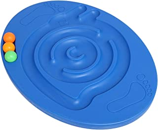 5Pcs Stackable Balance Blocks Game with Non-slip Texture Exercise Balance /& Coordination Rainbow Crossing River Stones for Indoor and Outdoor Oyria Kids Stepping Stones