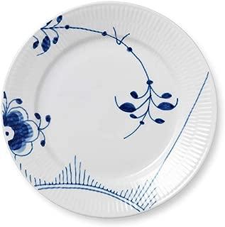 Royal Copenhagen Blue Fluted Mega Lunch/Dessert Plate #2