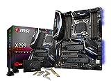 MSI X299 GAMING PRO CARBON AC, LGA 2066, DDR4,  2x Turbo M.2 & 11x USB 3.1(3x Gen2 & 8x Gen1)