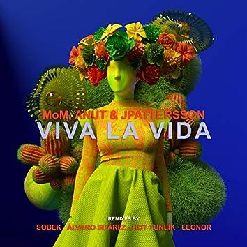 Viva la vida Remixes