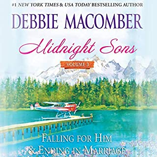 Midnight Sons, Volume 3 audiobook cover art