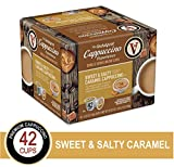 Sweet & Salty Cappuccino for K-Cup Keurig 2.0 Brewers, Victor Allen's Coffee Single Serve Coffee...