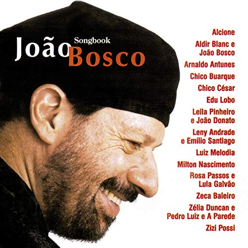 João Bosco - Songbook João Bosco Volume 1 [CD]