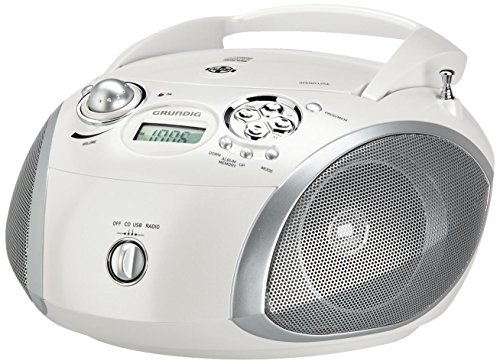 Grundig GDP6391 RCD 1445 Radio (CD-Player, MP3, WMA)