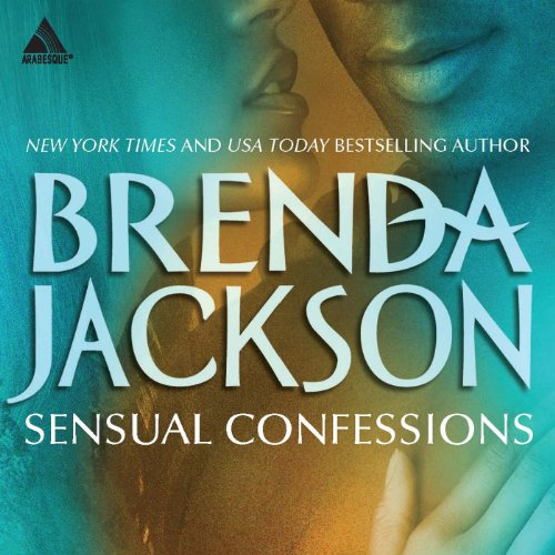 Sensual Confessions audiobook cover art