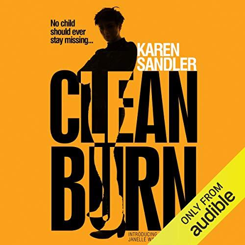 Clean Burn copertina