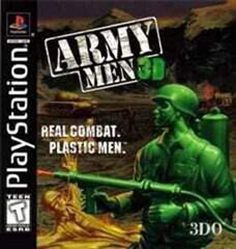 Army Men 3D - PlayStation