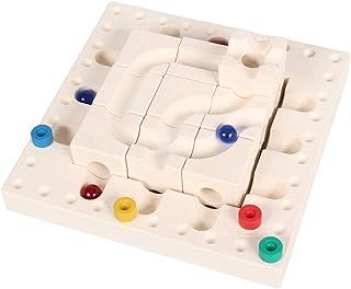 Cuboro TRICKY WAYS FASAL キュボロ トリッキーウェイ ファサール 知育玩具 ボードゲーム ベージュ OCB0001 マルチカラー