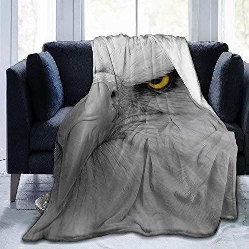 L.Fenn Manta Mantas Suaves y cálidas para Ropa de Cama Búho de la Naturaleza para sofá Cama Sofá Decoración para el hogar Etc 50 * 60inch