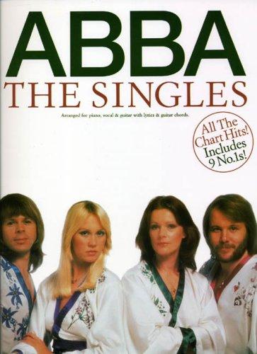 Abba: the singles piano, voix, guitare (Artist Songbook)
