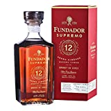 Fundador - Brandy de Jerez Supremo 12 y Pedro Ximénez Sherry Casks 0,70 lt.