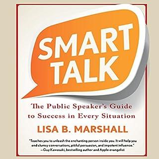 Smart Talk audiobook cover art