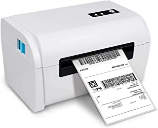 NETUM Shipping Label Printer, 160mm/s Direct High Speed Thermal USB Label Printer, 4X6 Shipping Label Maker, Support Windows Mac System, Compatible with Ebay,Amazon, FedEx,UPS,Shopify