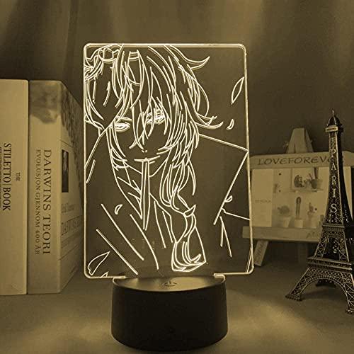 Meisjes Nachtlampje voor Meisjes Jongens Nachtlampje Gmae Figuur Lamp Verlichting Lamp Mystic Messenger Zen voor Kid…