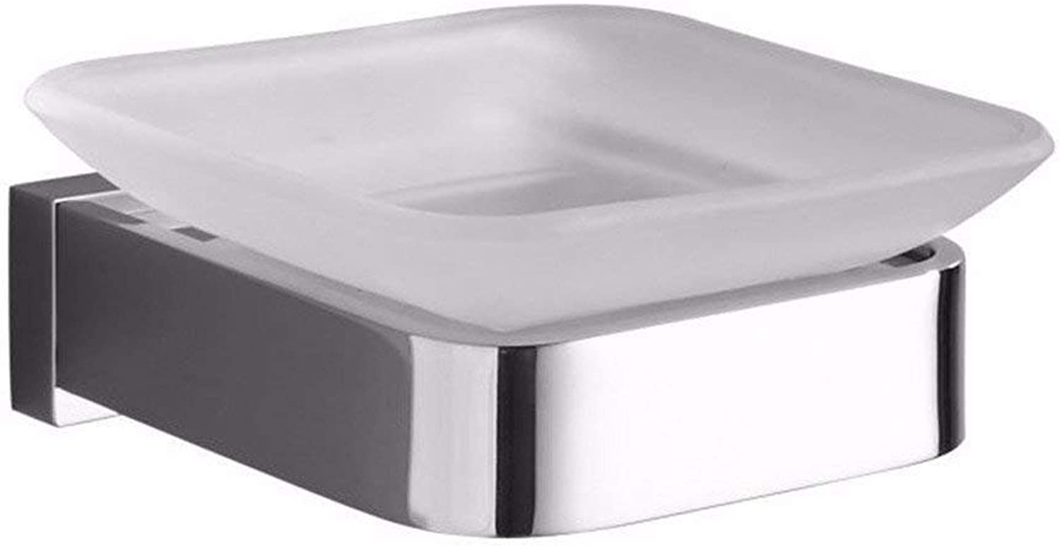 All Europeans Chromium Copper Accessories of Bathroom Respond to Hook Suspension for Cup-Holder Door-Soap, a Toothbrush