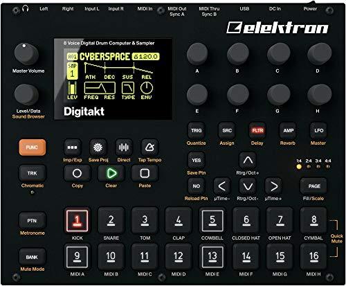 Digitone 8-voice Digital Synth w/ sequencer (Renewed)