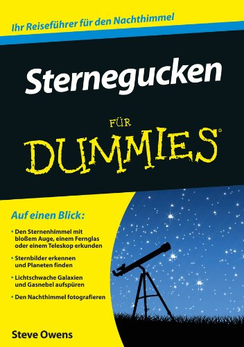 Sternegucken für Dummies
