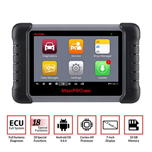 Autel Maxidas MP808 Automotive Diagnostic Tool...