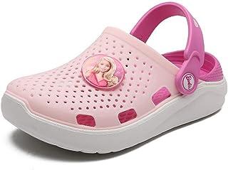 D-BuLun 丹步伦 夏季儿童可爱款卡通洞洞鞋 男童女童凉拖两穿童鞋 轻便舒适儿童休闲鞋 XSX-15