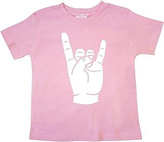 inktastic Rocker Horns Toddler T-Shirt