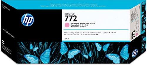 HP 772 magenta hell Original Tintenpatrone