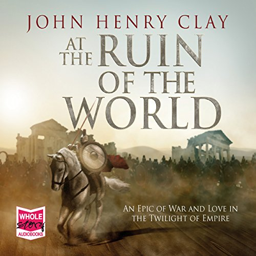 At The Ruin of the World audiobook cover art