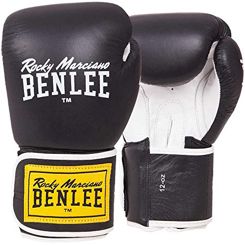 BENLEE Boxhandschuhe, Tough, schwarz Größe 14 Oz