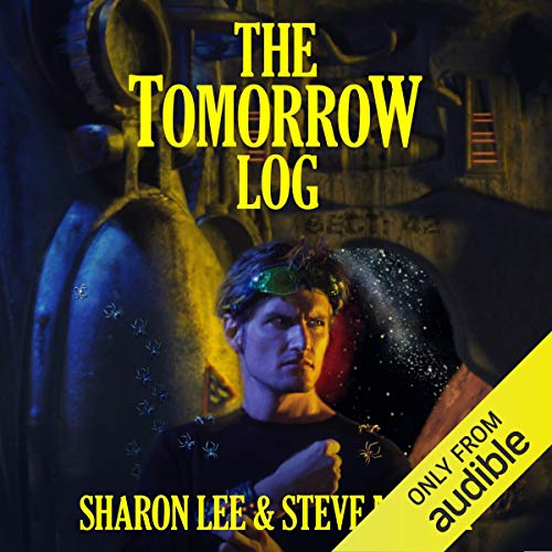 The Tomorrow Log  By  cover art