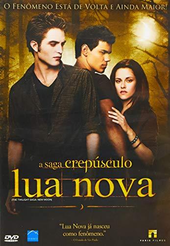 A Saga Crepúsculo: Lua Nova Dvd