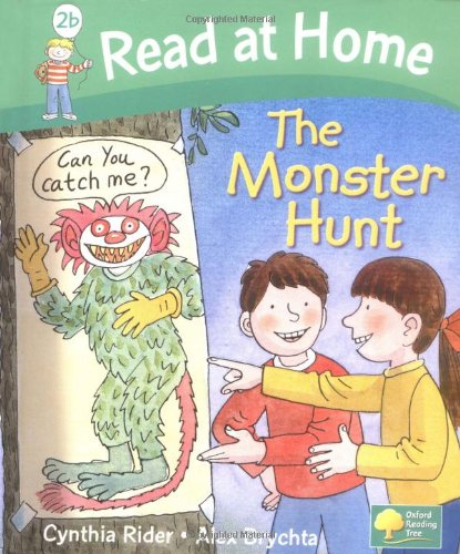 Read at Home: More Level 2B: The Monster Huntの詳細を見る