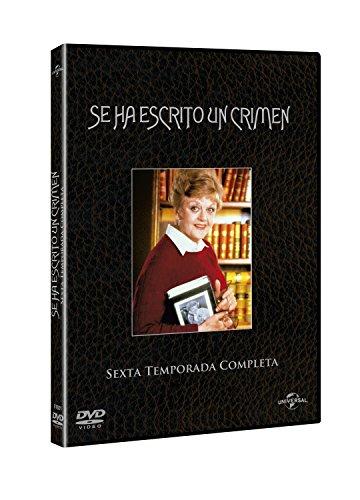 Se Ha Escrito Un Crimen - Temporada 6 [DVD]
