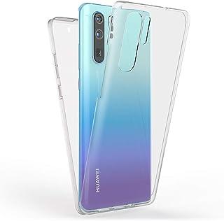 comprar comparacion Kaliroo - Funda para móvil 360 grados compatible con Huawei P30 PRO, carcasa rígida trasera y protector de pantalla fronta...