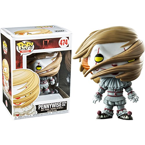 Funko Pop! Pennywise con parrucca
