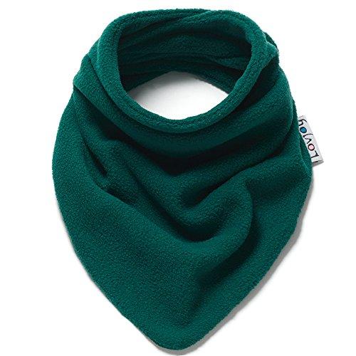 Lovjoy Lovjoy - Winterschal aus Fleece für Babys/Kleinkinder (Grün)