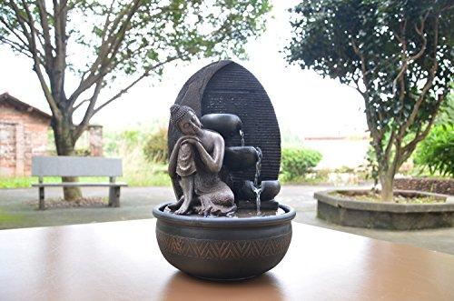 Sun Chine -  Zen'Light Brunnen