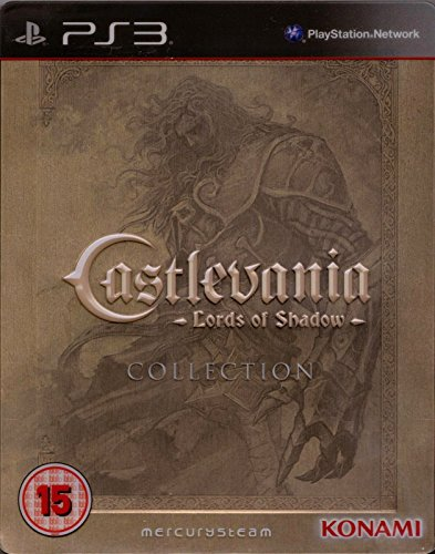 Castlevania Lords Of Shadows Gold Edition PS3 (import anglais)