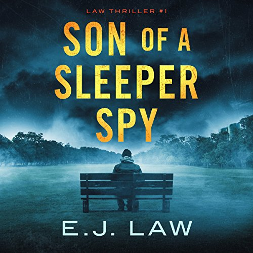 Son of a Sleeper Spy audiobook cover art
